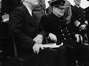 Roosevelt Churchill celebran conciliábulo Terranova 10/08/1941