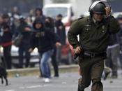 Estudiantes Chile vuelven manifestarse