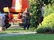 Primeras fotos Matt Damon 'Elysium', Neill Blomkamp