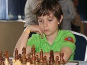 Francisco Orantes, ganador Campeonato Ajedrez Sub10