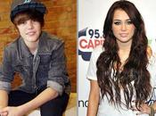 Justin Bieber Miley Cyrus ricos Hollywood