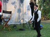 Imagen Leonardo Caprio como Edgard Hoover