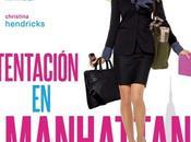 Póster 'Tentación Manhattan', Sarah Jessica Parker como reclamo