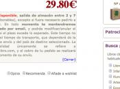 Casadellibro.com (mala) experiencia compra