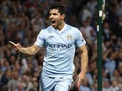 Agüero debut soñado Manchester City