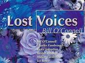Lost Voices (1993), gran disco jazz latino pianista teclista NYC, Bill O'Connell.
