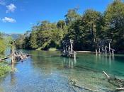 Lago Espejo Chico Ruca Malen viaje tiempo real)
