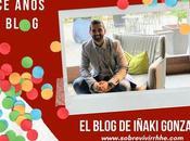 Once años blog
