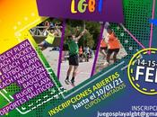 Juegos Nacionales Deportes-Playa LGBT+ Puerto Madryn, Argentina.