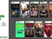 Xbox Game Pass: segunda oleada juegos para enero