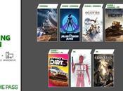Xbox Game Pass: segunda oleada febrero