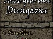 Make your Dungeons: Tile Pack, ForgottenAdventures