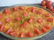 Pastel Puré Patatas Salchichas