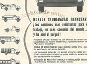 camiones Studebaker Transtars 1956