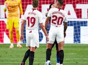 Datos ligueros Sevilla ante Barcelona