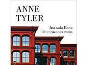 sala llena corazones rotos. Anne Tyler