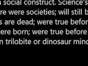 """Richard Dawkins, """"verdad científica"""" ciencia como construcción social"""