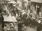 Fotos antiguas Madrid: Calle Santa Isabel años