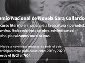 Primer Premio Nacional Novela Sara Gallardo