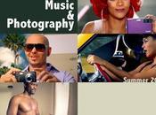 fotografía música