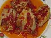 Bonito salsa pimientos