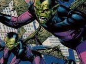 Skrulls serán enemigos vengadores