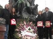 Logia Henry Dunant OMMI Droit Humain Derecho Humano homenaje Libertador José Martín