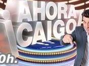 """partir """"Ahora Caigo"""" edición diario, todas tardes ANTENA-3"""