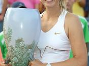 Sharapova consagró Cincinnati