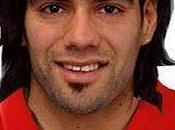 Falcao, Kaká Atlético Madrid