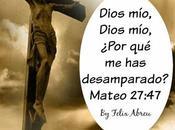 Palabras Jesús cruz significado