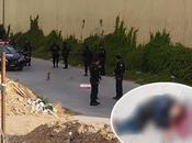 Policía municipal ejecutado Camino Viejo Guanajuato