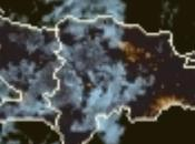 Campos nubosos desde oeste ocasionarán lluvias parte territorio dominicano.