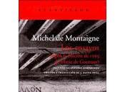 Ensayos. Michel Montaigne