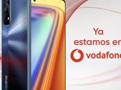 realme disponible través Vodafone España