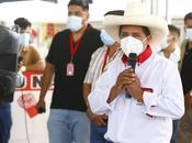 Pedro Castillo: proceso vacunación contra covid-19 culminará diciembre
