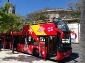 paseo altura recorriendo Sevilla autobus