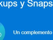 Diferencias entre backup snapshots