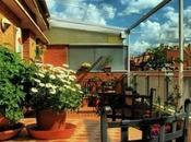 Balcones terrazas vestidos primavera