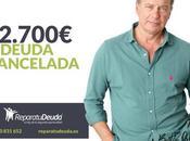Repara Deuda cancela 22.700€ Valladolid (Castilla León) gracias Segunda Oportunidad