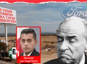 Buscan cambiar para vender terrenos Ford