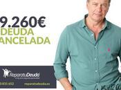 Repara Deuda Abogados cancela 99.260 Madrid Segunda Oportunidad