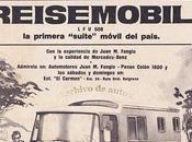 """Reisemobil, """"motor home"""" sobre Mercedes-Benz"""