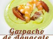 Gazpacho aguacate