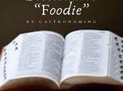 """Diccionario """"Foodie"""""""