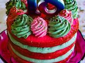 Chromatica Cake