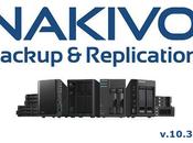 Nakivo Backup Replication v10.3 Disponible