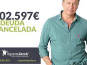 Repara Deuda abogados cancela 102.597€ Vicente Raspeig Segunda Oportunidad