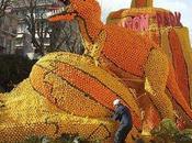 Increibles esculturas hechas limón