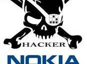 página Nokia sido hackeada